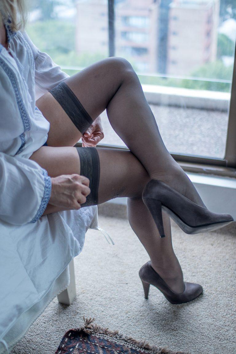 My Mature Stockings 85